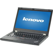 "Refurbished Lenovo Black 14"" T430 WA5-1083 Laptop PC with Intel Core i5-3320M Processor, 4GB Memory, 320GB Hard Drive and Windows 10 Pro"