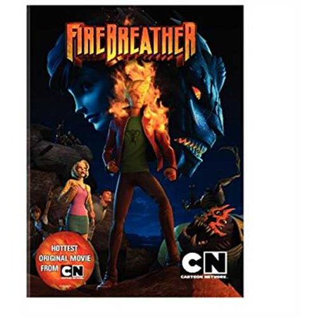 Cartoon Network: FireBreather (DVD) - Halloween 2017 Cartoon Network