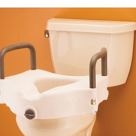 Nova 8353 Raised Toilet Seat With Detachable Arms