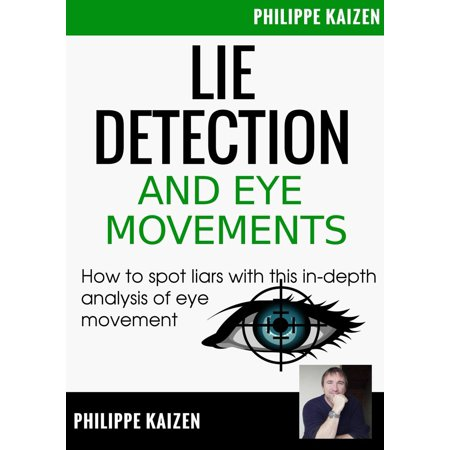 Movement Detection - Lie Detection and Eye Movements - eBook