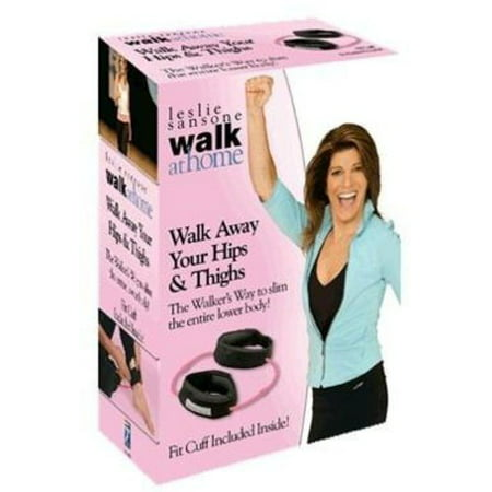 Leslie Sansone: Walk At Home - Walk Away Your Hips & Thighs Kit (Full