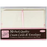 Anita's Cards/Envelopes, A6, 50pk