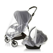 Dreambaby® Travel System Insect Netting for Car Seat and Stroller, 2 piece set