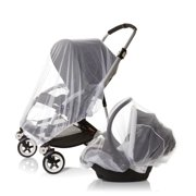 Dreambaby Travel System Insect Netting for Car Seat and Stroller, 2 piece set