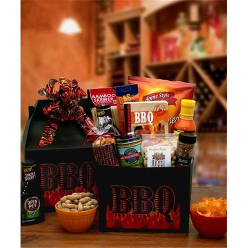 Gift Basket Drop Shipping 819712 The Barbecue Master Care Package