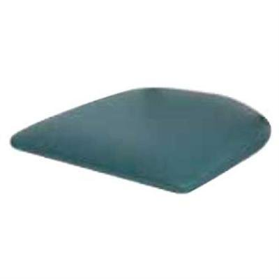 Replacement Seat Cushions (BK Resources BK-VPS-GR Replacement Seat Cushion, vinyl, forest green )