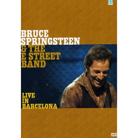 Bruce Springsteen & the E Street Band Live in