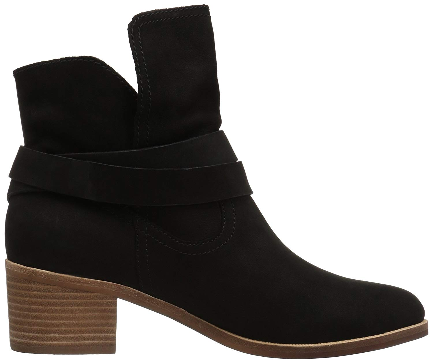 d38c65274b1 Ugg Australia Womens Elora Leather Almond Toe Ankle Fashion, ,