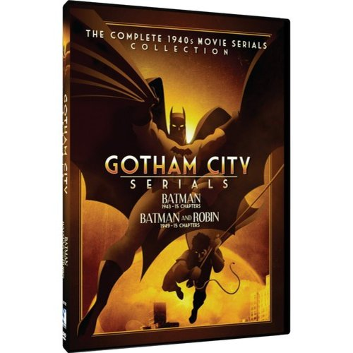 Gotham City Serials: Batman (1943) / Batman And Robin (1949)