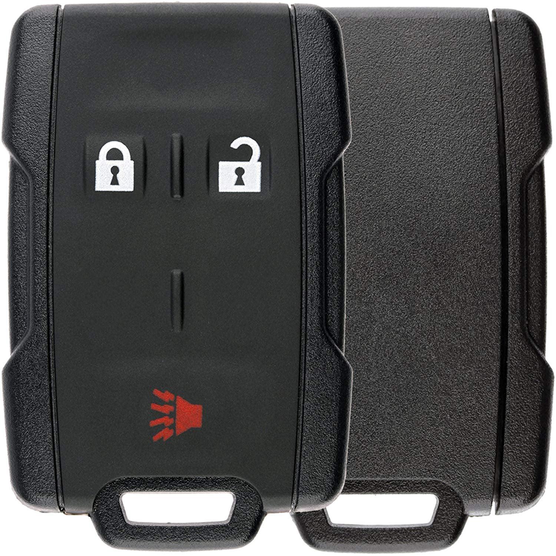 fits Chevy Silverado Colorado//GMC Sierra Canyon Key Fob Keyless Entry Remote 2014 2015 2016 2017