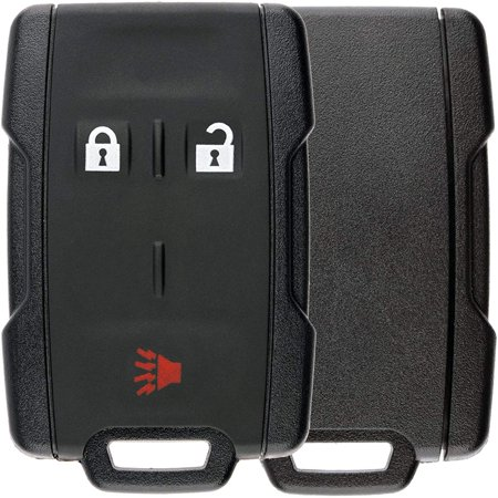Keylessoption Keyless Entry Remote Control Car Key Fob Case Shell On Pad Outer Cover M3n