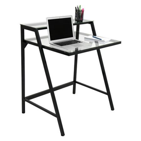 Lumisource 2 tier desk multiple colors walmart lumisource 2 tier desk multiple colors gumiabroncs Image collections