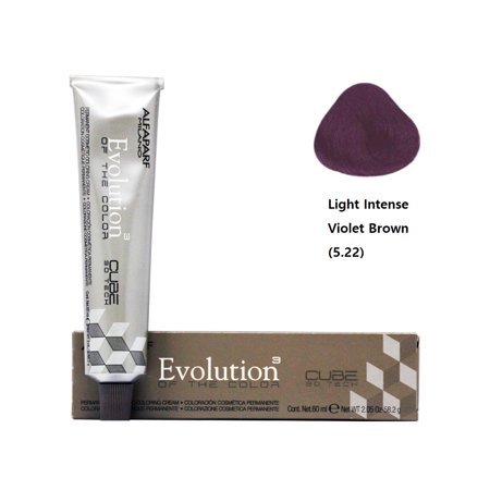 Alfaparf color- Light Intense Violet Brown (5.22)