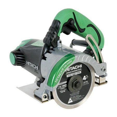 Brick Masonry Saw (Hitachi CM4SB2 4 in. 11.6 Amp Dry Cut Masonry Saw )