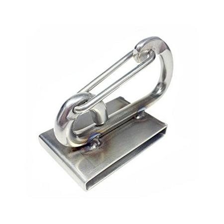 """Rockhopper Large Rock Solid Belt Clip (1/4"""" Belt Width)"""