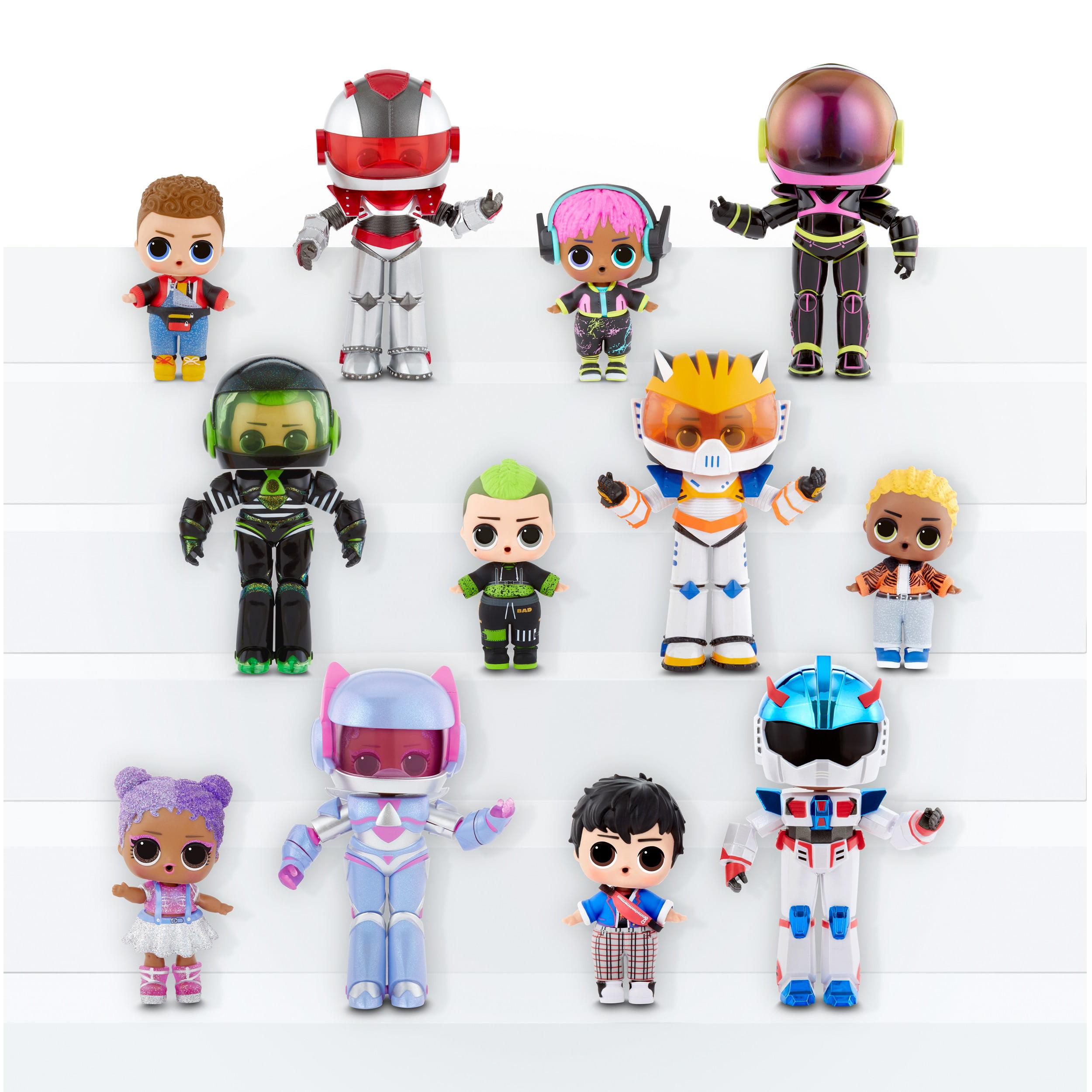 1 LOL Surprise Arcade Heroes Infinity Queen Starling Big Sister Doll /& Hero Suit