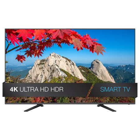 """JVC 43MA877 43"""" 4K LED Smart TV with WiFi"""