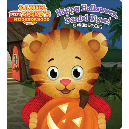Happy Halloween Daniel Tiger (Board Book)
