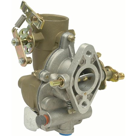 Zenith Fuel System, Carburetor, Updraft, Gasoline 0-12098, 0-13206, 12098