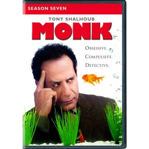 Monk: Season Seven (Anamorphic Widescreen)
