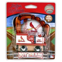 MasterPieces MLB St. Louis Cardinals Sports Toy Train