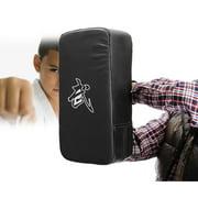 1/2pcs Lightweight Boxing Training Shield Target Focus Punching Pad MMA Karate Muay Taekwondo PU Leather Kick Mitt Pad