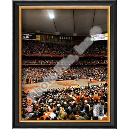 Carrier Dome Framed Photographic Print Wall Art  - - Framed Carrier Dome