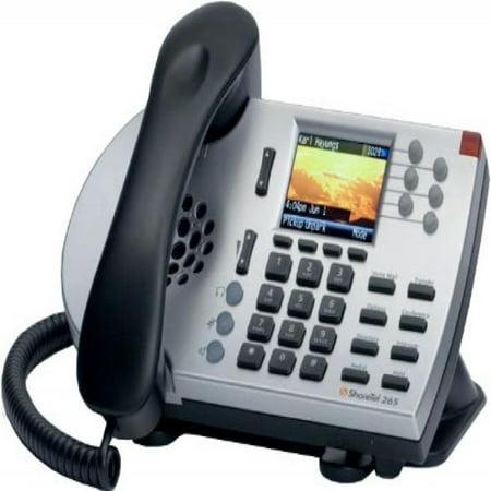 Shoretel Ip Phone 265 Silver