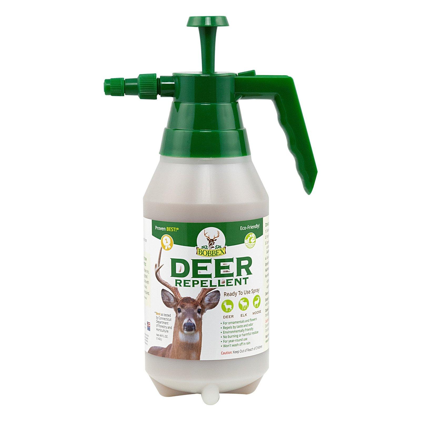 Bobbex 48 oz. Deer Repellent Spray