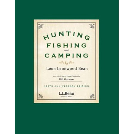 Hunting, Fishing, and Camping - -