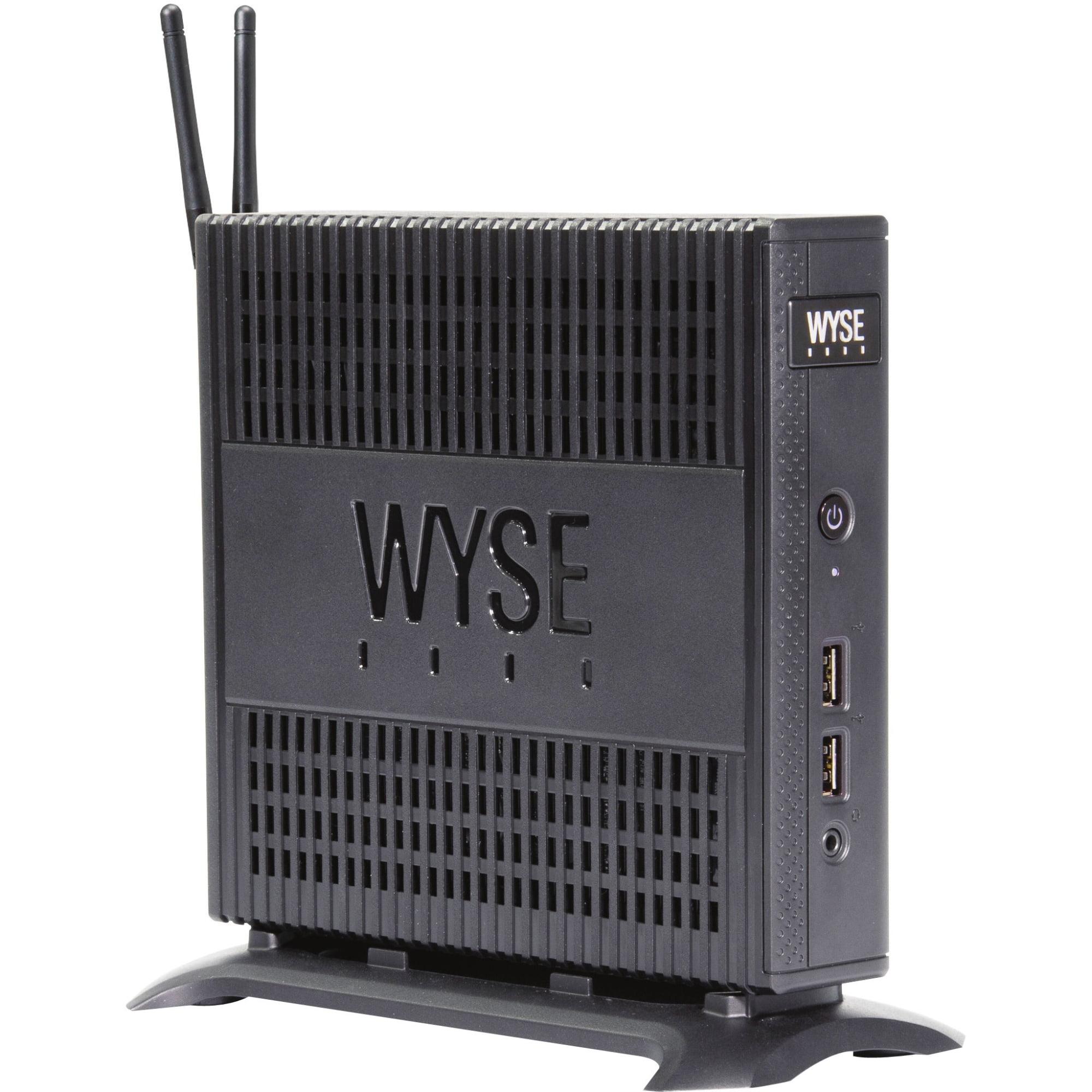 Wyse 909833-01L 5012-D10D Slimline Thin Client - AMD T48E 1.4 GHz (Refurbished)