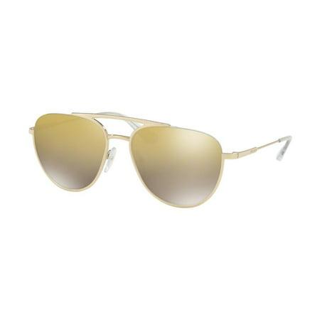 Sunglasses Prada PR 50 US ZVN6O0 PALE GOLD