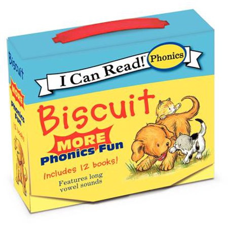 Biscuit: More Phonics Fun (I Spy Phonics Fun)