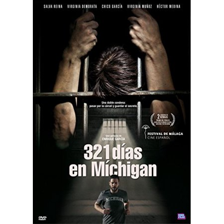 321 Days in Michigan ( 321 d as en Michigan ) ( Three Hundred Twenty One Days in Michigan ) [ NON-USA FORMAT, PAL, Reg.0 Import - Spain (The One Hundred And Twenty Days Of Sodom)