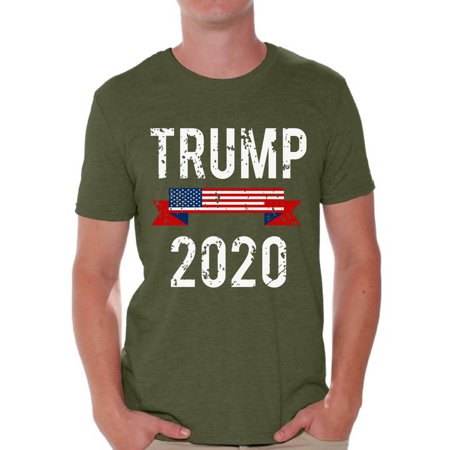 Awkward Styles Trump 2020 Shirt Funny Trump Gifts for Men Republican Tshirt Patriotic Gifts Keep America Great USA Trump T Shirt Mr. President Shirt Donald Trump T Shirt Political Shirts for Men