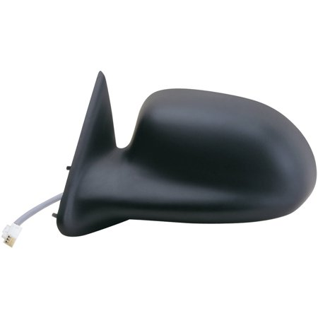 60068C - Fit System Driver Side Mirror for 97-00 Dodge Dakota Pick-Up, 98-00 Durango, textured black, non-foldaway, Power