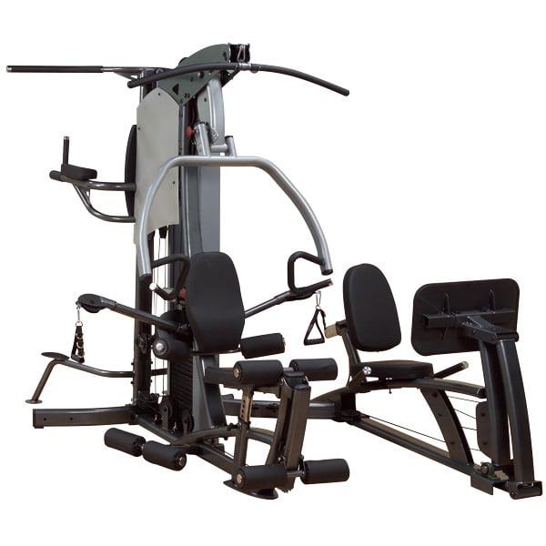Body Solid Fusion 500 Home Gym W/ Leg Press   310 lb. Sta...