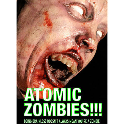 Atomic Zombies by Music Video Dist