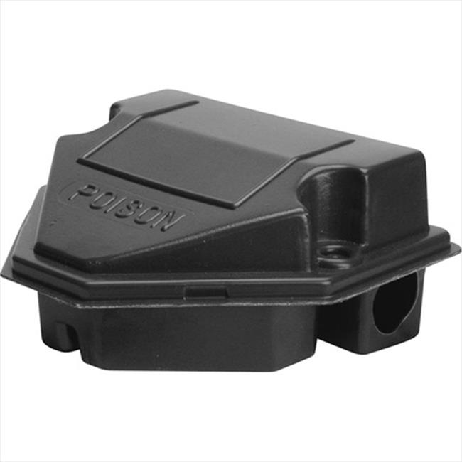 JT Eaton 909106220 Bait Stations - Triangular Mouse Station