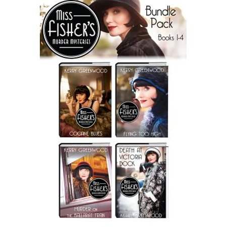 Miss Fisher's Murder Mysteries Bundle : Books - Halloween Murder Mystery Dinner