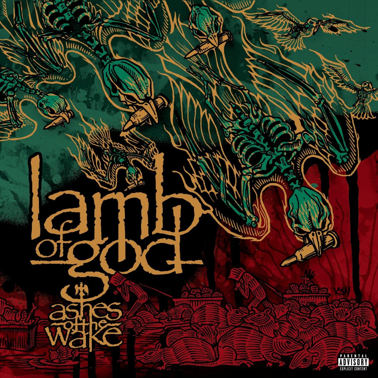 Ashes Of The Wake Vinyl By Lamb Of God Format Vinyl Walmart