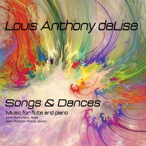 Songs & Dances: New Music for Flute