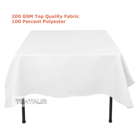 70 Square Halloween Tablecloth (TEKTRUM 70 X 70 INCH 70