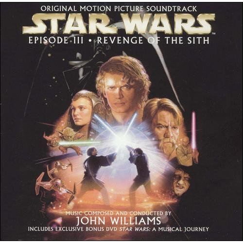 Star Wars: Episode III - Revenge Of The Sith Score (CD/DVD)