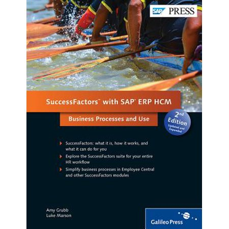 Successfactors with SAP Erp Hcm : Business Processes and Use