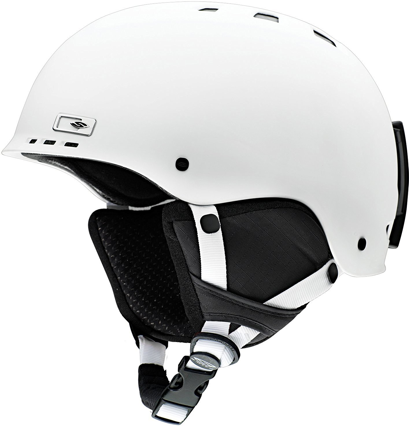 Unisex Adult Holt Snow Sports Helmet Matte Black Xlarge (63-67CM) By Smith Optics by
