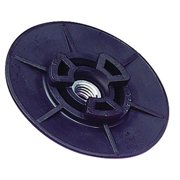 3M 45205 Disc Pad Face Plate Hub,2-1/2 in D