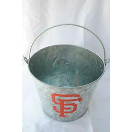 San Fransisco Galvanized 5 Qt. Aluminum Ice Bucket ()