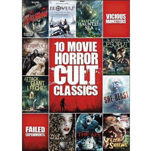 10 Movie Horror Cult Classics, Vol. 2 (Widescreen)