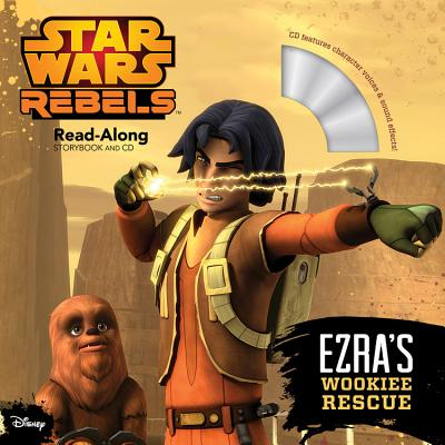 Star Wars Rebels Ezra's Wookiee Rescue